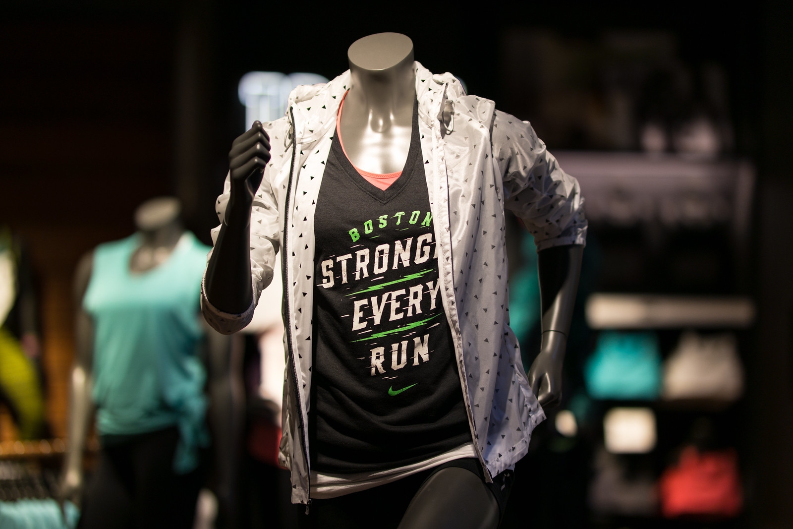 Boston Nike Store