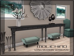 MOLiCHiNO Sideboard for Fifty Linden Fridays
