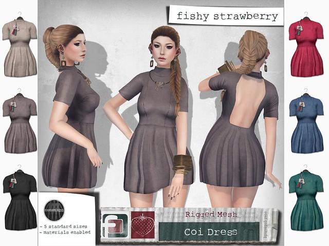 Coi Dress