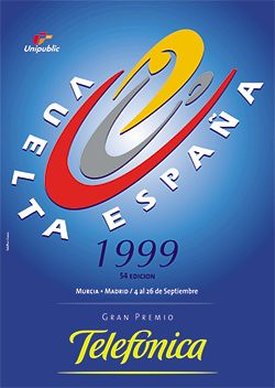 Vuelta a Espana 1999