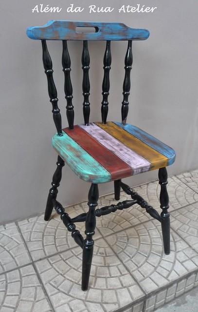 Curso de pintura em móveis