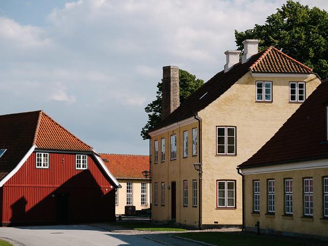 Helsingør (Elsinor) - Dinamarca
