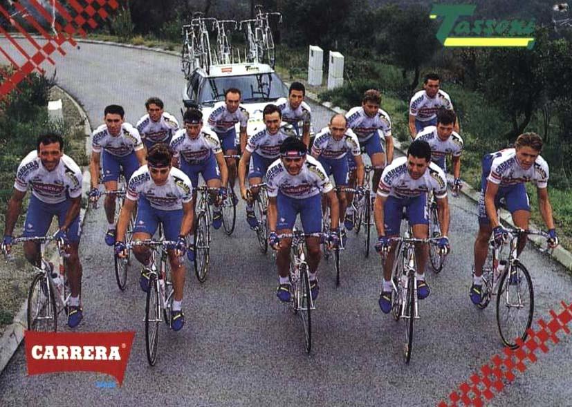 Carrera - Tassoni 1993