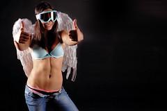 Martina Dubovská - s křídly a srdcem anděla