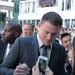 Small photo of Channing Tatum Signing Autograph