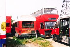 Redroute Buses, Northfleet.