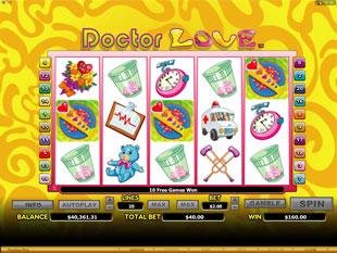 Doctor Love Free Spins