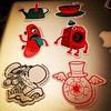 Sticker pack thepickofthecrab + newfren + proyecto ensamble #stickers #autoadhesivos #illustration #ilustración #newfren #thepickofthecrab #proyectoensamble #pegatina #pegata