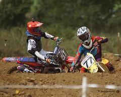 Oklahoma State Motocross Race