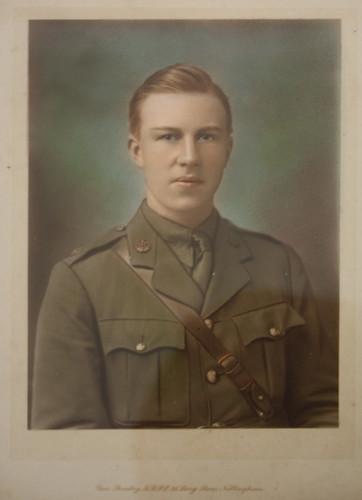Lt. O. C. Pearson