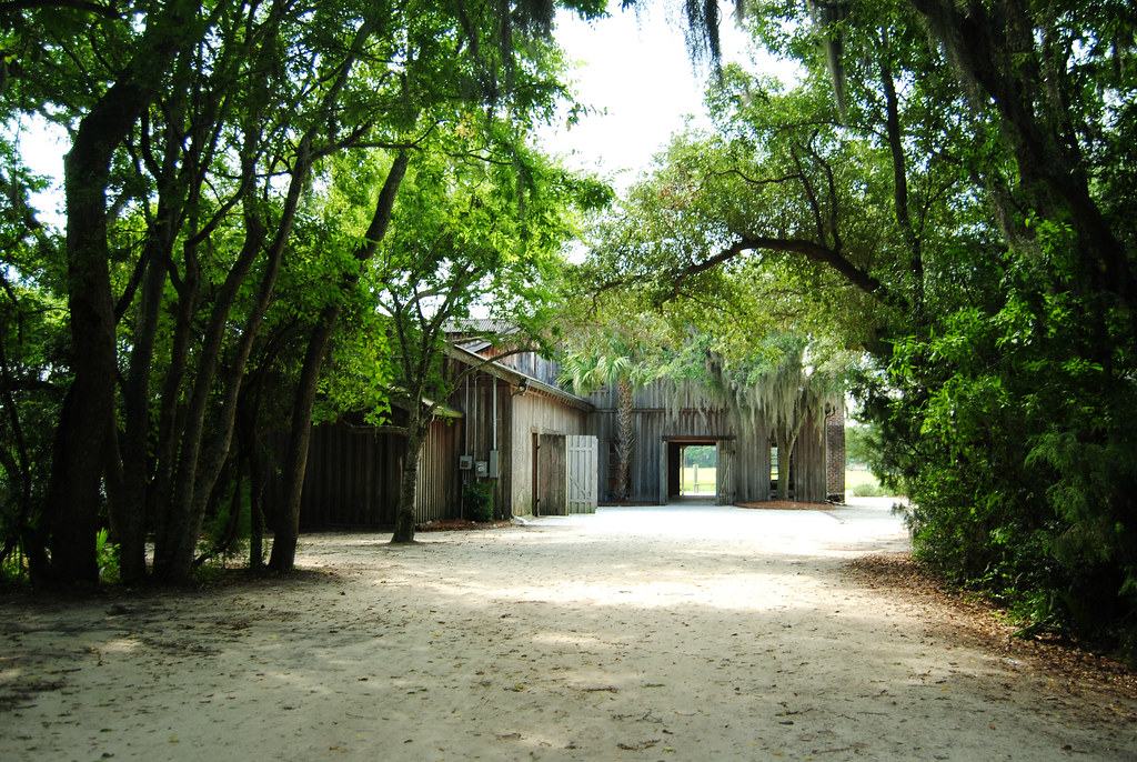 Boone Hall warehouse