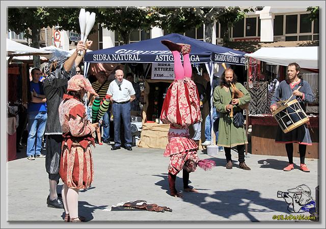 8 Mercado medieval en Briviesca