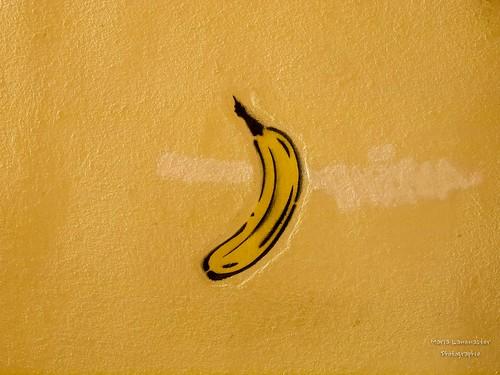Grafitti Banane