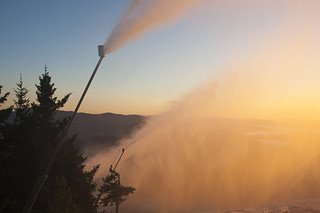 Sunday River Snowmaking