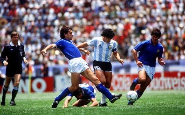 Mondiale 1986 Argentina-Italia 1-1
