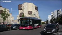 Heuliez Bus GX 327 - Kéolis Dijon / Divia n°3617