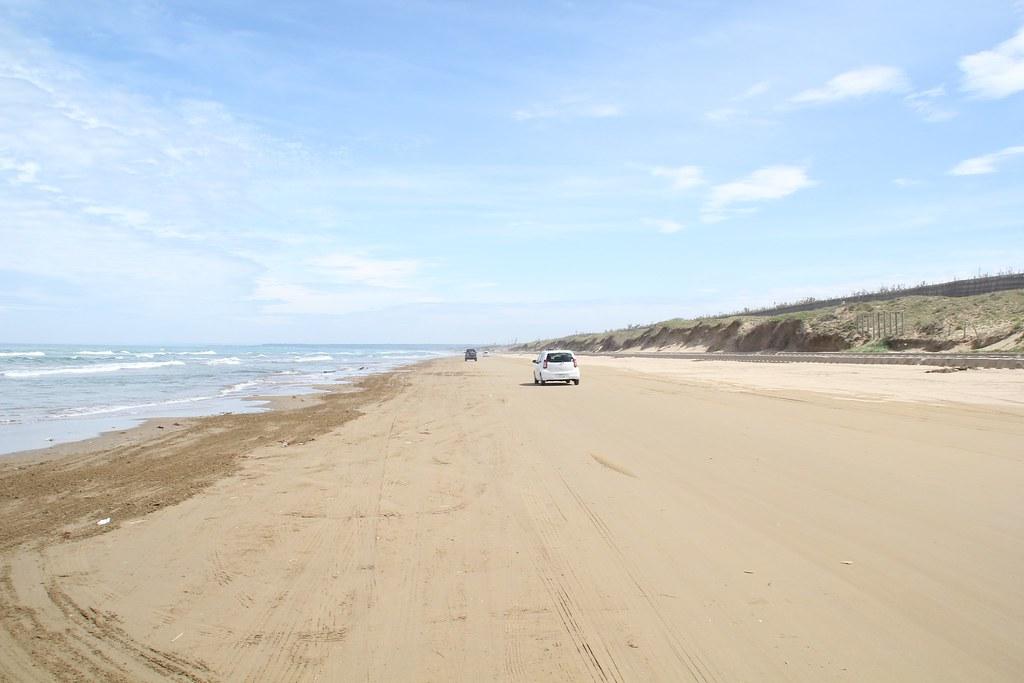Køre på stranden - Japan