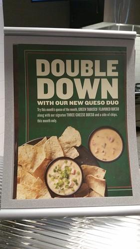 Queso Duo Promo