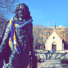 Happy #NationalMarquetteDay from @fathermarquette!