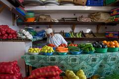 Omani veggie market