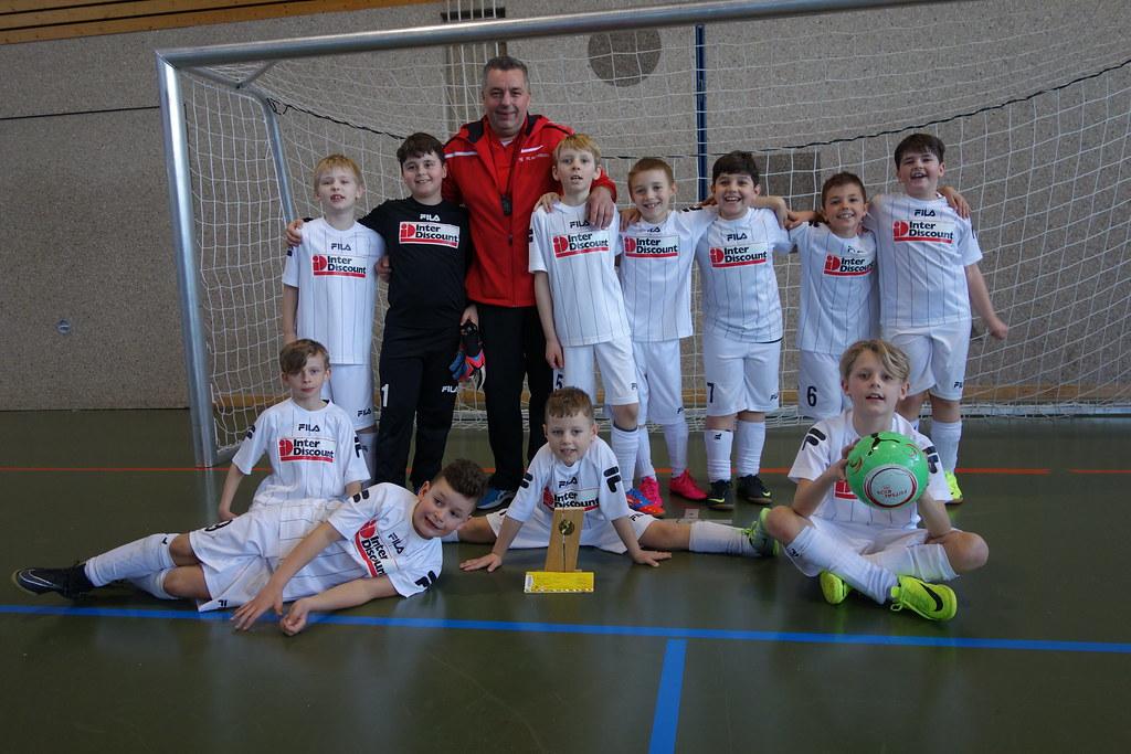 Hallenturnier 2017 - F-Junioren