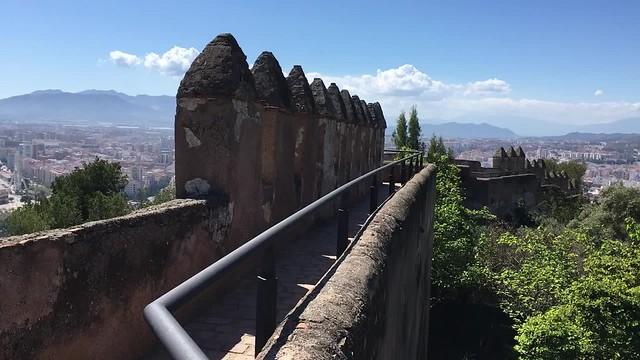 Castillo de Gibralfaro Blog