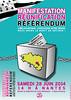 28 juin à Nantes (14h, préfecture 44) : un référendum en Loire-Atlantique pour décider de notre région
