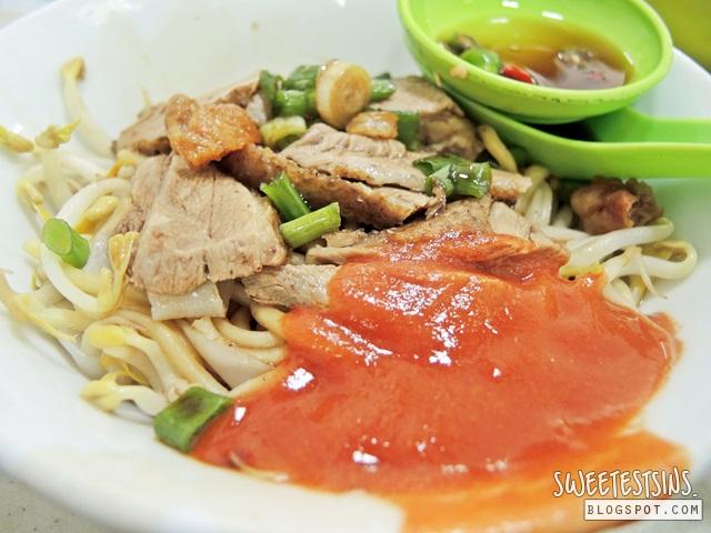 long hiang coffee shop duck noodles