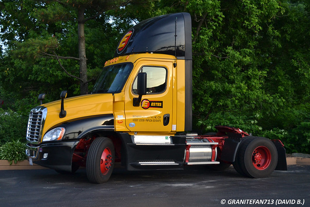 2015 Freightliner Cascadia >> Flickr: The Estes Express Lines Pool
