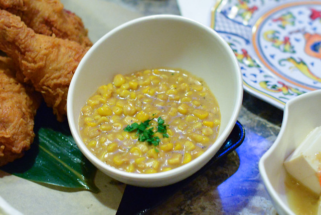 curry creamed corn