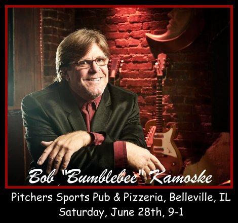 Bob Bumblebee Kamoske 6-28-14