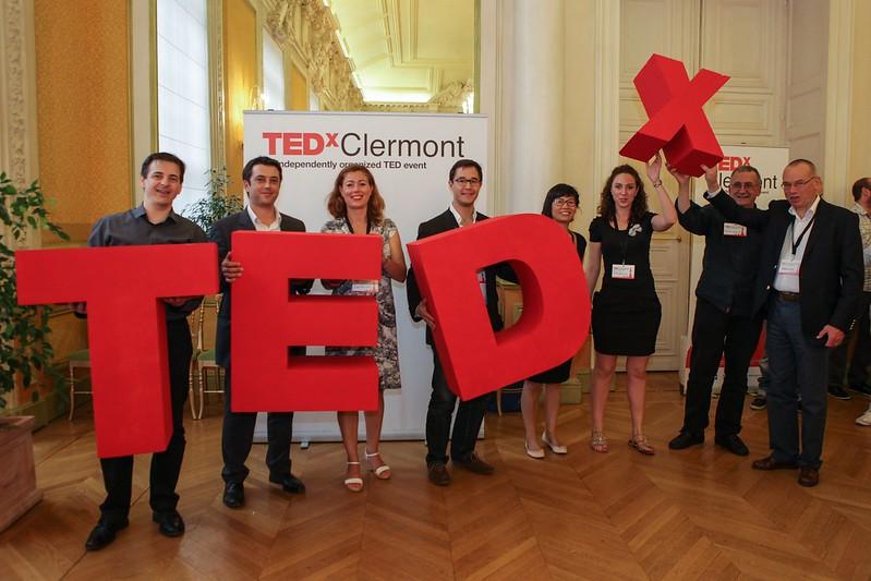 Les Organisateurs de TEDxClermont