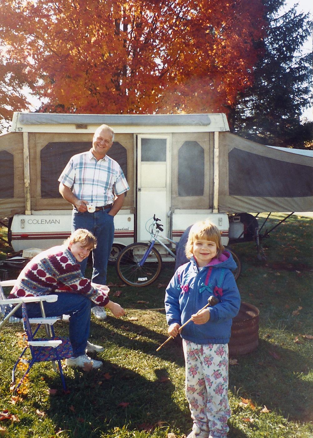 timetraveltuesday-2000-camping