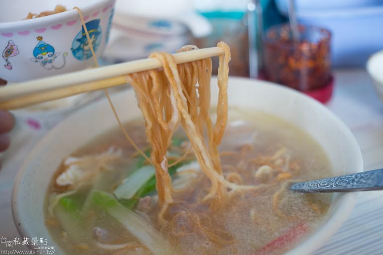 台南私藏景點--麻豆助碗粿、林媽媽鍋燒意麵、龍泉冰店 (8)
