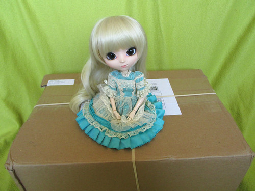 A package from Pullip Style