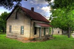 Abandoned - Henry RIver Mill Village