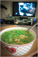 Heston's Pea and Ham Soup