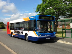 Stagecoach East Midlands: 22453 (S453OFT)