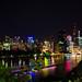 Brisbane @ Night by saturnism