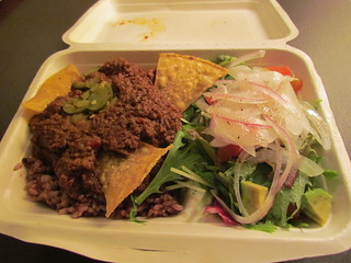 Eat More Greens - Taco meat (takeaway)
