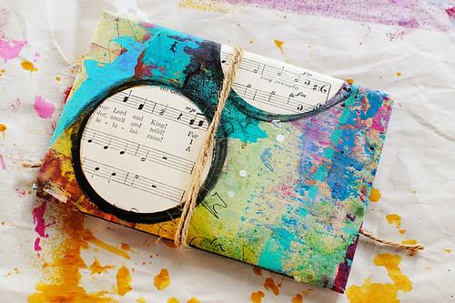 Kelly's Roben-Marie Smith inspired journal