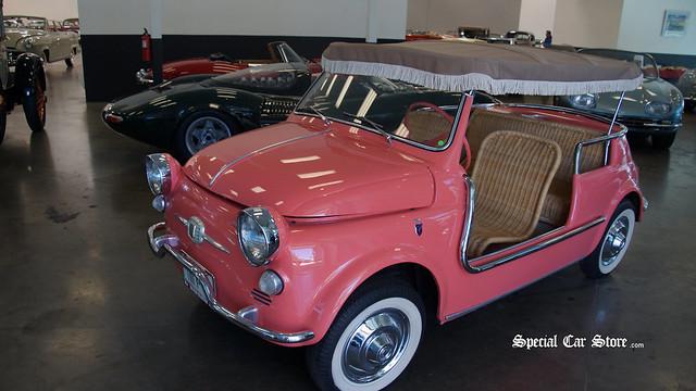 1959 Fiat Jolly 500