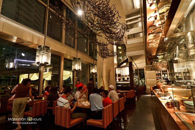 Balik Kampung Buffet Jp Teres Grand Hyatt Kuala Lumpur