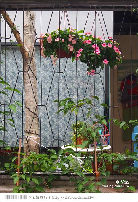 【台中新景點】中興街一巷‧范特喜「綠光計劃」~自來水公司舊眷宿舍的新藝文空間24