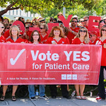 RNs: Yes vote for CNA means support for providing quality patient care