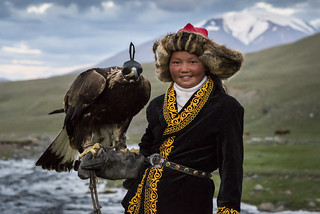 Eagle Girl