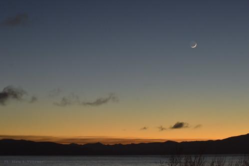 patagonia argentina sunrise lago luna amanecer invierno bariloche nahuel huapi turismoenmiciudad