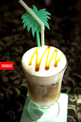 Iced Brulee Coffee
