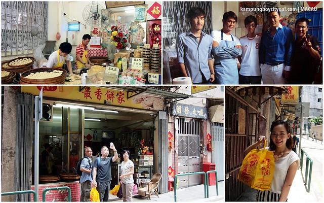Almond Cookies Macau Almond Cookies in Macau