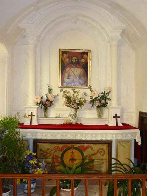 121 Église de Grenneville, Crasville